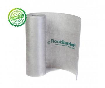 Barrière anti racines Rootbarrier  pour pose gazon artificiel