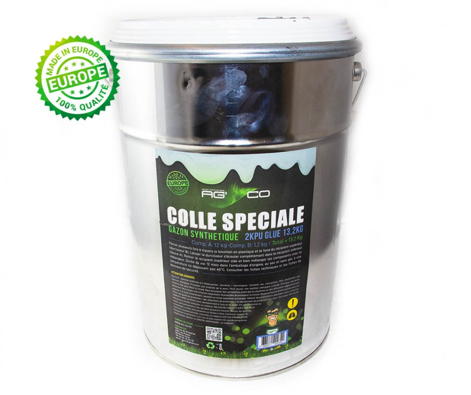Colle gazon synthetique pro13,3 kg