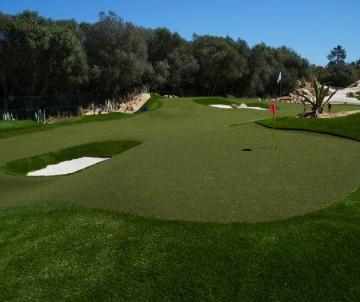 Gazon artificiel golf Putting green