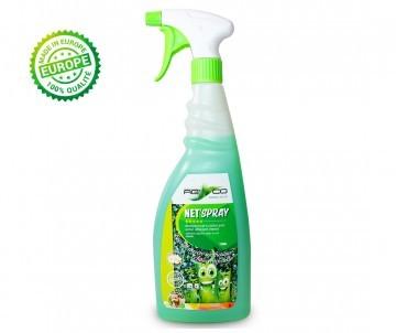 Spray Nettoyant anti-bactérien gazon synthétique et haie artificielle