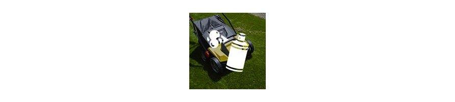 Brosseuse électrique aspirante pour gazon synthétique et Nettoyant pour faux gazon et herbe artificielle