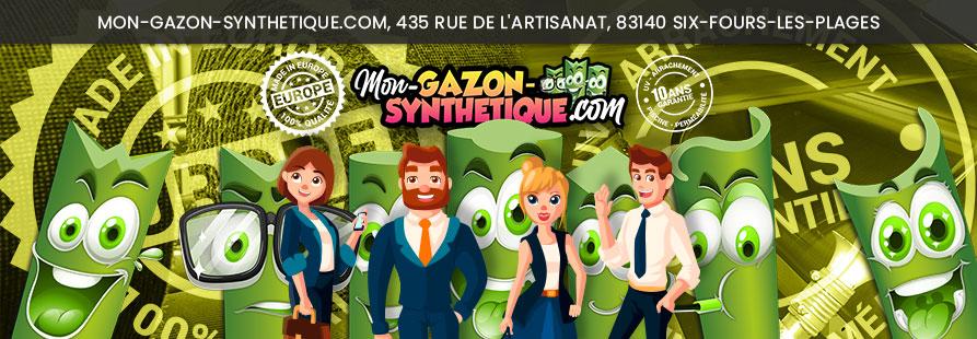 Qui sommes nous Mon Gazon Synthétique