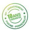 gazon synthetique garantie 10 ans uv resistant pelouse artificielle