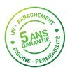gazon synthetique garantie 5 ans uv resistant pelouse artificielle