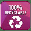 Gazon Synthétique et Pelouse Synthétique 100% Recyclable