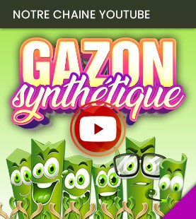 Vidéos de pose gazon synthétique